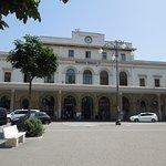 Stazione di Salerno照片