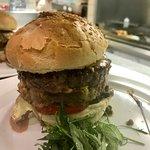 Double Burger Maison