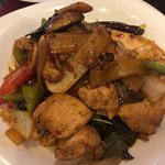 The best Thai we've had in a long time!