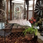Foto Low country Backyard