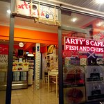 Foto di Arty's Fish And Chips