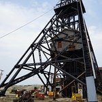 Orphan Girl Mine headframe