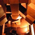 Decoração com painéis de madeira