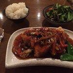 Rice - Salad and Veggie Dish