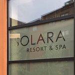 Spa located in Solara resort