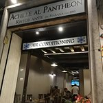 Achille al Pantheon by Habana Foto