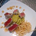 $26.00 for non sushi grade ahi - skip it