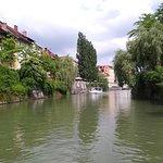 River Ljubljanica Kanal照片