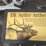 Φωτογραφία: Antler Arches of Jackson