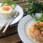 amzing!! Thai fried rice