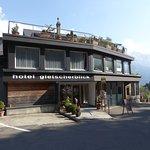Restaurant und Hotel Eingang