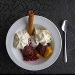 Dessert Spezial vom Haus