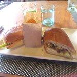Cuban Sandwich, Jake's Del Mar