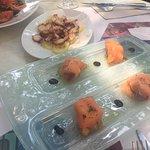 Salmon & Mascapone Ravioli