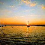 Sunset from Bonaca