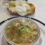restaurante chino gran hong kong Foto