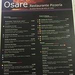 Photo de Ristorante Pizzeria Osare