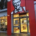 Entrance to KFC