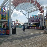 Billede af Morey's Piers and Beachfront Water Parks