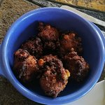 Conch & Shrimp Fritters