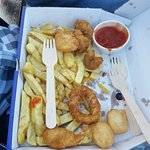 Photo de Hanbury's Famous Fish & Chips