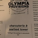 Bilde fra Olympia Provisions