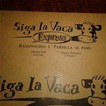Photo de Siga La Vaca