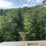 Foto van Smoky Mountain Ziplines