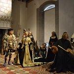 reconstitution mariage Anne De Bretagne et Charles VIII