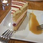 Cake - dry