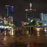 ภาพถ่ายของ Nguyen Hue Street