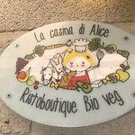 Bild från La Casina di Alice