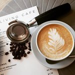 Foto de The Living Cafe