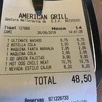 Bilde fra American Grill