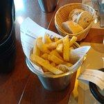 corbeille de frites