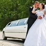 Skyler wedding limousine
