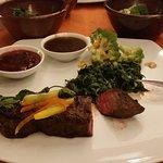 Foto van Steaktrain