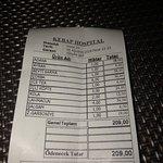 Фотография Kebab Hospital Antep Sofrasi