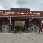 Photo of St. Jacobs Farmers Market