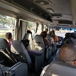 Bus ride from Phnom Penh to Kampot/Kep