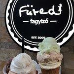 Фотография Füredi Ice Cream Parlour