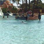 Hot beach Olimpia lindo