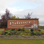 Palmer, Alaska, the home of the Subway at 340 W. Evergreen Ave, just East of the Glenn Hwy.