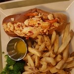 Colossal Lobster Roll with Chips