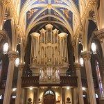 Basilica of the Sacred Heart照片