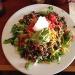 Keto friendly Taco Salad!