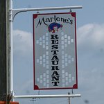 No mistaking it, it is Marlene's Restaurant