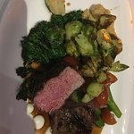 Colorado lamb - perfectly cooked