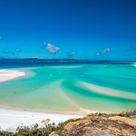 Hill Inlet lookout - Whitehaven Beach