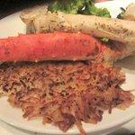 Crab Legs, Island Prime Restaurant, San Diego, Ca